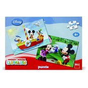 DISNEY Puzzle Mickey 67440
