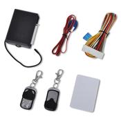 VIDAXL univerzalno centralno zaklepanje za avto z 2 ključema