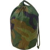 vidaXL Kamuflažna mreža s torbom za pohranu 1,5x4 m