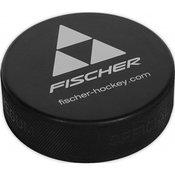 Fischer Fischer Gamepuck, plošček hokej, črna
