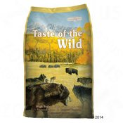 13 kg Taste of the Wild - High Prairie Canine za pse