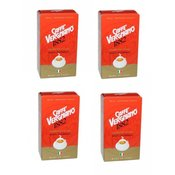 Vergnano Espresso Casa, mljevena kava, 4 x 250 g