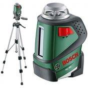 BOSCH linijski laser PLL 360 SET