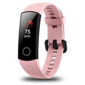 Pametna zapestnica in senzor aktivnosti Huawei Honor Band 4-roza