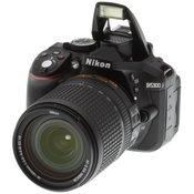 NIKON D-SLR fotoaparat D5300 + 18-105mm VR