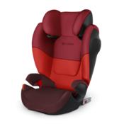 Cybex autosjedalica skupina 2/3 Solution M-fix Sl Rumba red dark red