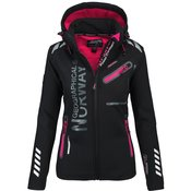 GEOGRAPHICAL NORWAY ženska softshell jakna REINE