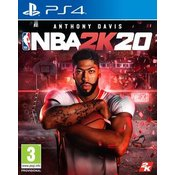 2K SPORTS igra NBA 2K20 STANDARD EDITION (PS4)