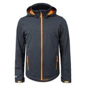 Icepeak LUKAS, muška jakna za planinarenje, siva