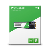 WD SSD disk 240GB GREEN 3D NAND M.2 2280