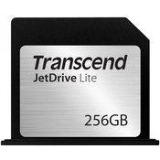 TRANSCEND spominska kartica JetDrive Lite 350 256GB (za MacBookPro), (TS256GJDL350)