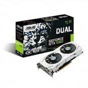ASUS graficka kartica GeForce GTX 1060 6GB DUAL-GTX1060-O6G