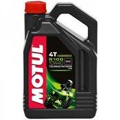 MOTUL motorno olje 4T 5100 Ester 10W-40, 4l