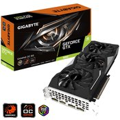 GIGABYTE grafična kartica GeForce GTX 1660 GAMING OC 6G GDDR5 (GV-N1660GAMING OC-6GD)