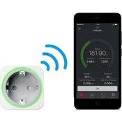 VOLTCRAFT Merilnik stroškov energije VOLTCRAFT SEM6000 Bluetooth®-vmesnik, izvoz podatkov, funkcija zapisovanja podatkov, stroškovna n