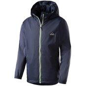 McKinley KEREOL III UX, muška jakna za planinarenje (kišna), plava 285913