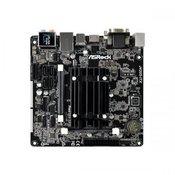 INTEL matična plošča ASRock J4205-ITX Apollo Lake M-ITX, 2xD3 1866 USB...