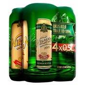 Pivo niksicko 4x0,5l can