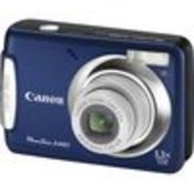 CANON digitalni fotoaparat A480 SREBRNI