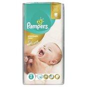 Pampers Premium vp 2 New born pelene za bebe 50kom