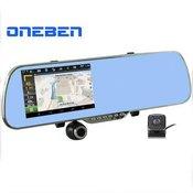 5 inena android kamera DVR / retrovizor GPS i kamera za rikverc