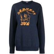 UNDERCOVER - Sadness Sue print sweatshirt - women - Blue
