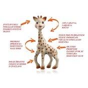 Žirafa Sophie - klasiena