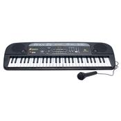 Unika piano z mikrofonom - 54 tipk