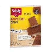 Schar Snack -Čokoladne Napolitanke sa lešnikom bez glutena 105g