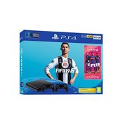 PlayStation PS4 500GB + DS4 + FIFA 19