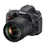 NIKON D-SLR fotoaparat D750 + AF-S 24-85 VR + dodatki