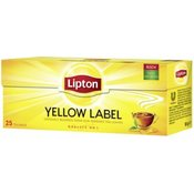 Caj crni yellow label 50g lipton