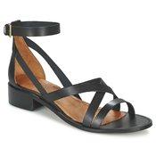 CASUAL ATTITUDE ženske sandale COUTIL, crne, 36
