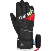 Reusch MARCEL HIRSCHER JUNIOR R-TEX XT, otroške smučarske rokavice, črna