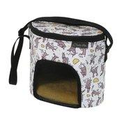 O´ lala Pets torba za glodavce Cute, bijela