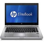 HP Laptopovi    NOT HP Elitebook 8470p i5-3360M 4G 500GB Win7, B6Q17EA