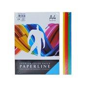 Papir A4 80g u boji 1/250 jarki PAPERLINE