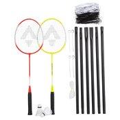 Tecnopro SPEED 200 SET 2, set badminton, žuta