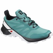SALOMON ženski trail tekaški čevlji SUPERCROSS W, modri