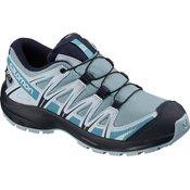 Salomon XA PRO 3D CSWP J, pohodni čevlji, modra