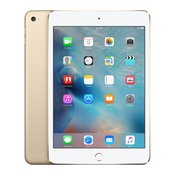 APPLE tablični računalnik iPad MINI 4 Wi-Fi Cellular 128GB (MK782HC/A), zlat