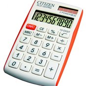 CITIZEN džepni kalkulator SLD 322 rg,10 cifara