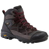 McKinley MAGMA AQX M, muške cipele za planinarenje, crna