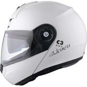 Schuberth C3 Pro Women Glossy White S