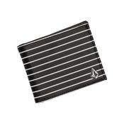 Volcom Empty PU Wallet stripe Gr. Uni
