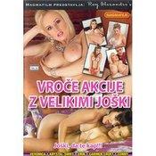 DVD: Vroče akcije z velikimi joški