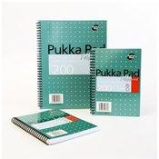 Blok špirala Pukka Pad A5 200 strani/80gr karo, Jotta JM021SQ