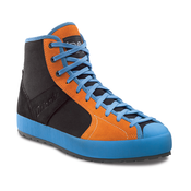 DOLOMITE Cipele 79 High (Royal/Crna)