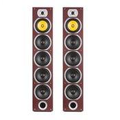AUNA 4-smerni basrefleksni stolpni zvočnik V7B
