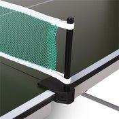 KLARFIT zložljiva miza za namizni tenis KING PONG, zelena